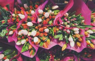 花の流通量