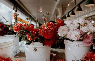 花産業構造のついて