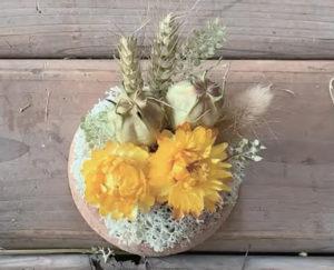 花材の追加